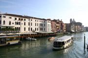 運河とヴァポレット