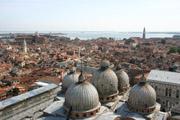 サンマルコ寺院の円屋根