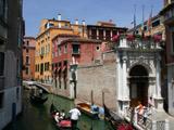 ヴェネツィアの運河3