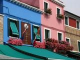 ブラーノ島の家
