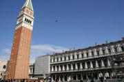鐘楼とサンマルコ広場