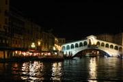 リアルト橋の夜景