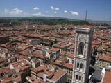 ジョットの鐘楼とフィレンツェ