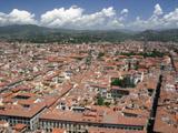 フィレンツェの街(ワイド有)
