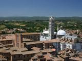 マンジャの塔からのドゥオモ