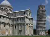 ドゥオモとピサの斜塔