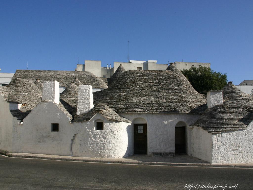 トゥルッリの家