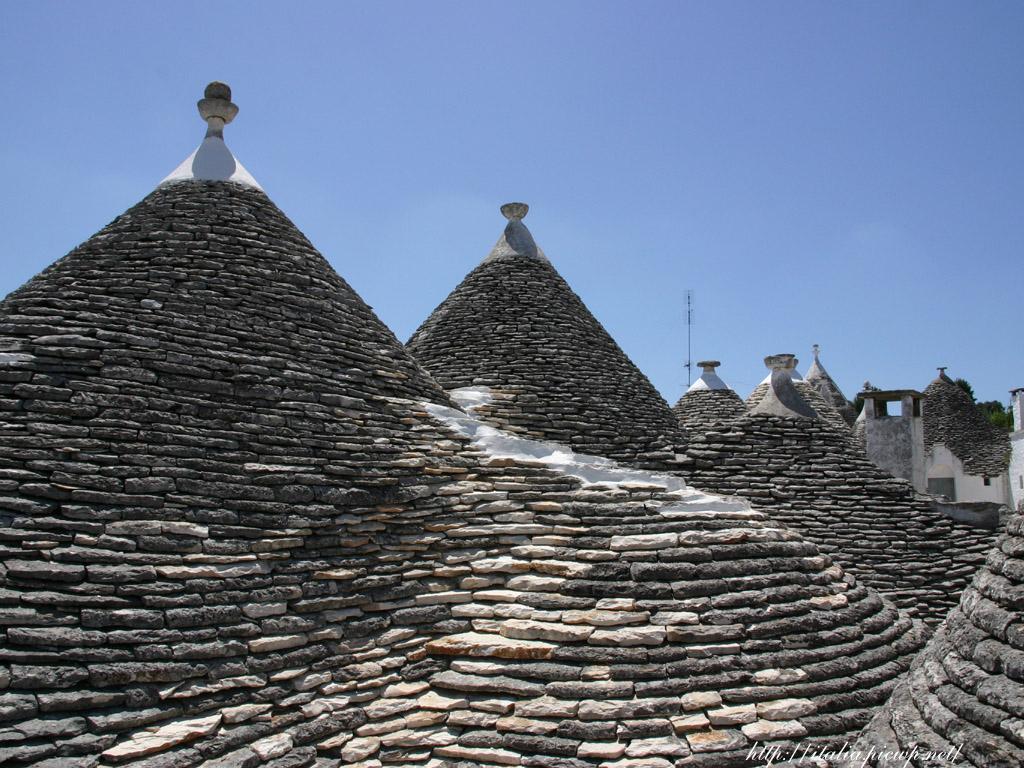 石積みの屋根1