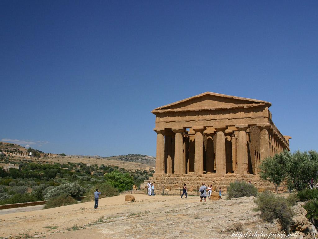 コンコルディア神殿1