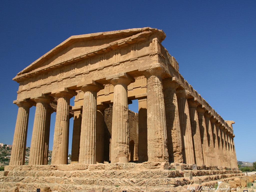 コンコルディア神殿3
