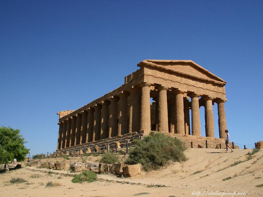 コンコルディア神殿4