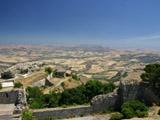 ロンバルディア城からの眺め
